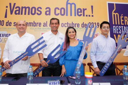 El Mérida Restaurant Week, una oportunidad de convivencia social
