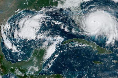 Pronostican lluvias muy fuertes por mal tiempo en el Golfo de México