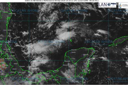 Pronostican fuertes lluvias: esperemos que caigan en Mérida