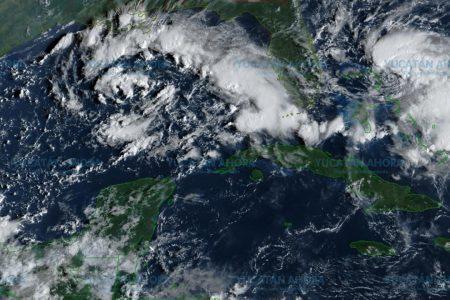 Sábado de lluvias y vigilancia de sistemas ciclónicos
