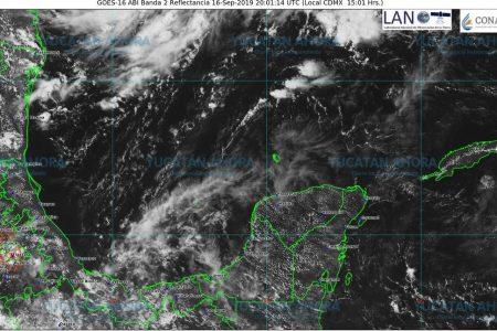 Se despide el verano con intenso calor en Yucatán