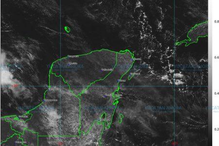 Pronostica Conagua mucho calor y bajo potencial de lluvia
