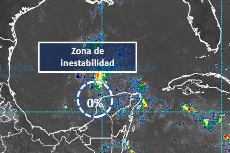 Se debilita zona de baja presión: ya no es amenaza ciclónica
