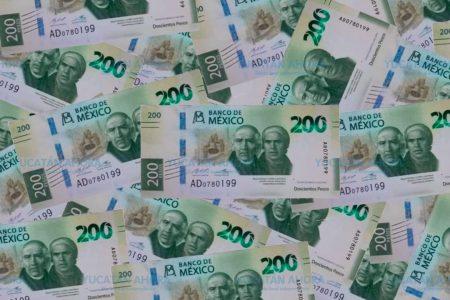 Empieza a circular el nuevo billete de 200 pesos