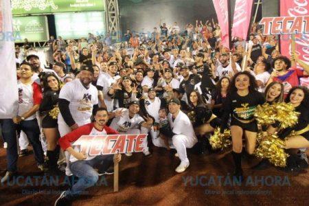 Leones de Yucatán logra su sexto campeonato en la Zona Sur