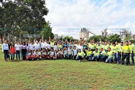 Impulsa Cemex su 1ª generación de promotores ambientales en Yucatán