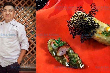 Chef yucateco va a Perú por la antesala de la gloria