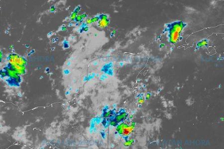 Conagua pronostica fuertes lluvias para la tarde de este sábado