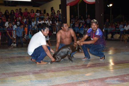 Festejos patrios ancestrales a unos minutos de Mérida