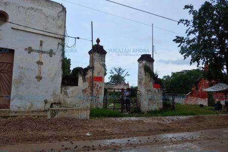 Constructora destruye el casco de la hacienda Santa Gertrudis Copó
