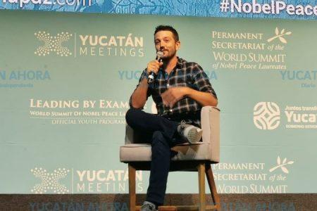 Diego Luna lamenta discriminación del Congreso yucateco