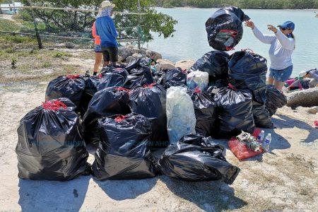 Voluntarios limpiarán playas en Chuburná Puerto