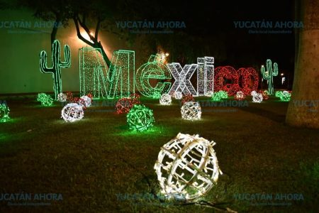Comienza una semana de eventos en Yucatán por las fiestas patrias