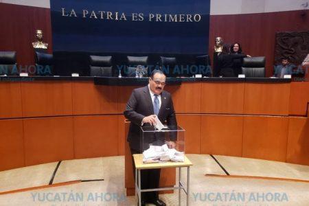 Reeligen a Ramírez Marín como vicepresidente del Senado