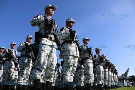 Federales de Yucatán, sin problema para pertenecer a la Guardia Nacional