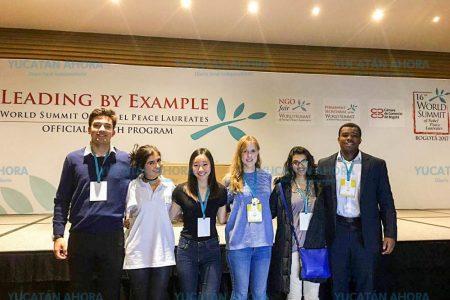 Los jóvenes, los más interesados en la cultura de la paz