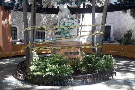 El Ayuntamiento denuncia a abortistas por daños al Monumento a la Madre