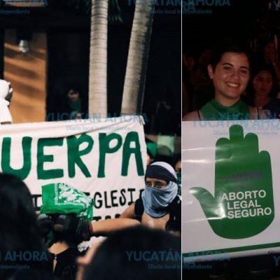 Mérida exige castigo contra la Marea Verde