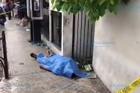 Muere a las puertas del hospital O'Horán