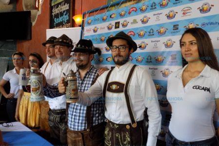 Viene a Mérida la banda original del Oktoberfest