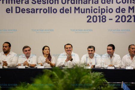 Participación ciudadana, el eje de las políticas públicas en Mérida