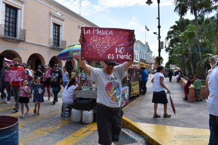 La música NO es ruido; protestan por cierre de bares
