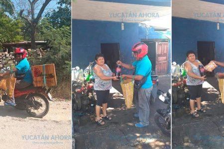 Tiemblen plataformas digitales: llega Sabucán Express