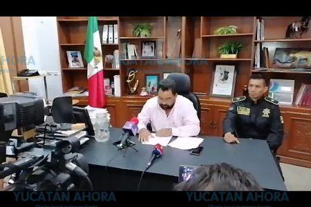 Alcalde de Motul culpa a policías del desalojo de una vendedora