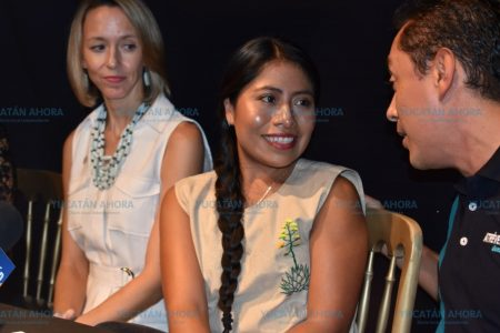 Yalitza recomienda a Yucatán que apruebe el matrimonio igualitario