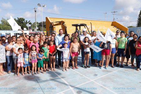 'Ciudadanizan' más parques de Mérida