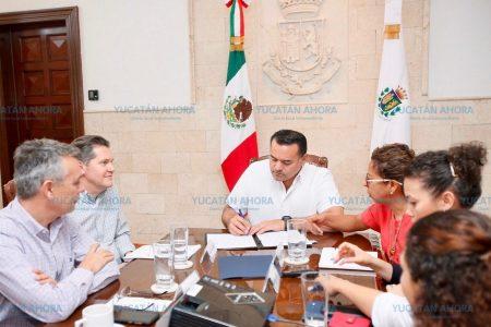 Renán Barrera ratifica su compromiso con el desarrollo sostenible