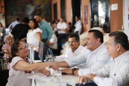 Renán Barrera, un alcalde cercano a la gente