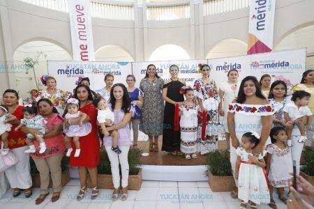 Apoyo permanente para el empoderamiento de las mujeres en Mérida