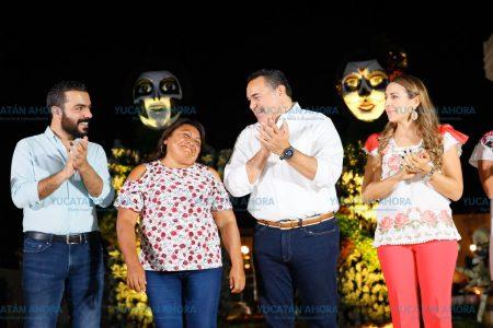 El Camino de Flores abre brecha para las ánimas en Mérida