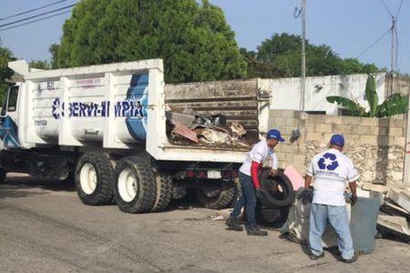 Recolección de basura no se suspende en Día de Muertos