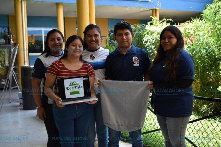 EcoT'Ho, un proyecto estudiantil con el 'chip' de los jóvenes