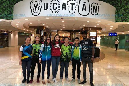Tenismesistas yucatecos viajan a Cuba para prepararse