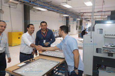 Empleo y crecimiento, pilares de la transformación en Yucatán