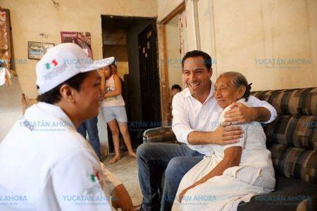 Acercan servicios de salud a todo Yucatán