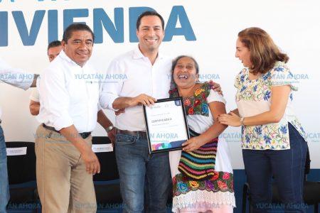 En Yucatán seguirá el impulso a las mujeres: Mauricio Vila