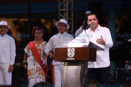 Mauricio Vila inaugura el Otoño Cultural desde Homún