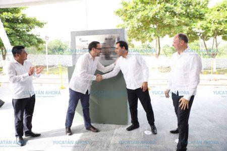 Holcim México invierte 40 millones de dólares en Yucatán