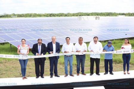Yucatán se consolida en producción y uso de energías limpias
