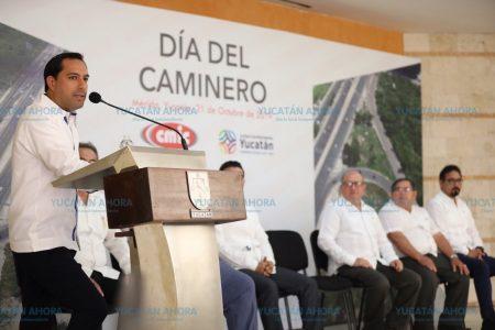 En Yucatán no se dejará de invertir en obra pública: Mauricio Vila