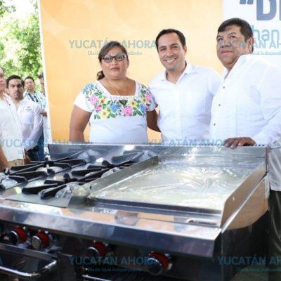 Gobierno de Yucatán ofrecerá más créditos para micro empresarios