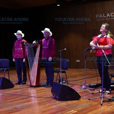 Suenan ritmos colombianos en el Palacio de la Música