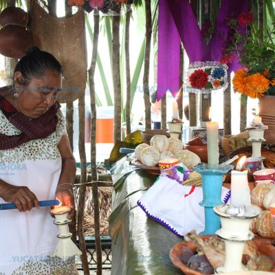 Este sábado, la Gran Muestra Estatal de Altares de Hanal Pixán