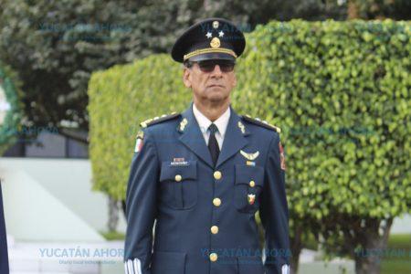 Nombran nuevo Jefe de Estado Mayor en la región militar de Yucatán
