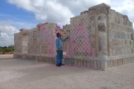 Descubren edificio maya único en su tipo en el norte de Yucatán