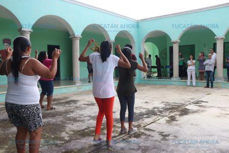 Rinde sus primeros frutos de la Casa de la Cultura de Seyé